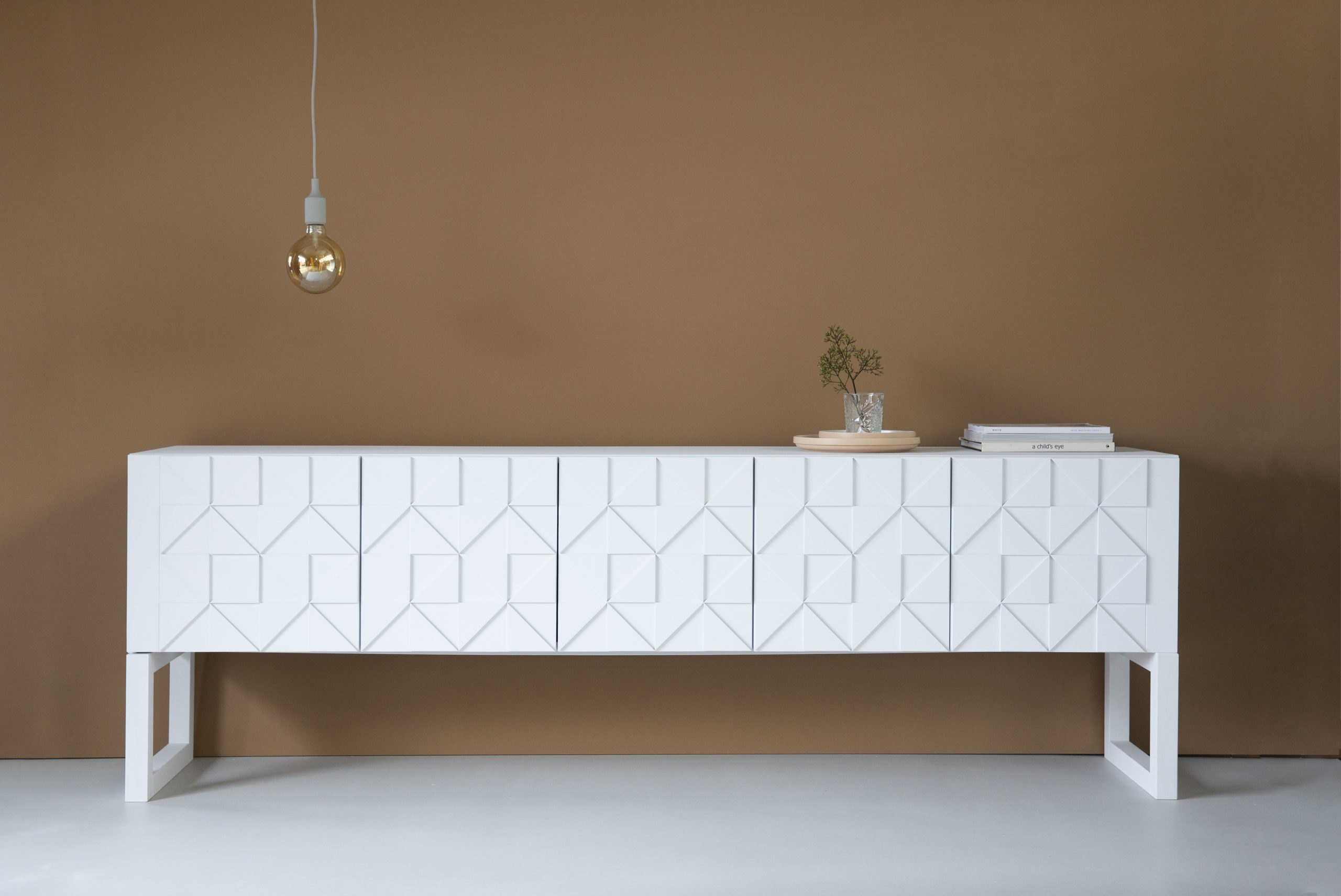 Sen Sen Design | Senna sideboard high whitest